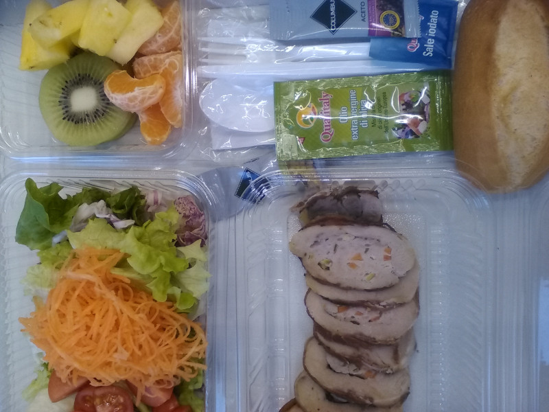 Lunch\dinner box extra